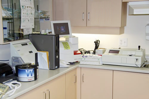 Alouette - Diagnostic Lab